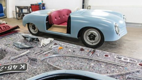 Porsche 356: Back to the Roots