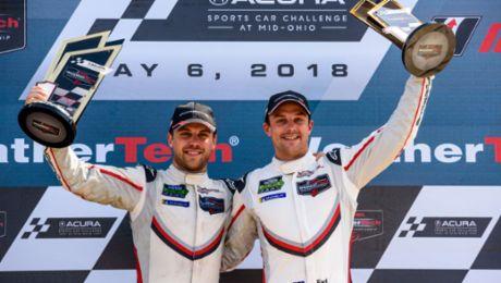 IMSA: Sieg für 911 RSR und Führung in der Meisterschaft