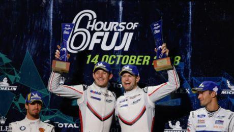 WEC: Porsche baut Führung in Weltmeisterschaft aus