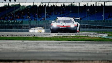 WEC: Podium for Porsche at Silverstone