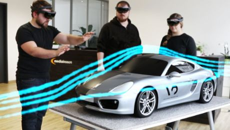 Designed by Innovation: the Mixed Reality Technology
