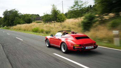 Sporty, light, minimalistic – Festival of Speedster