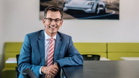 New Managing Director of Porsche Deutschland