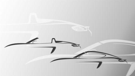 Boxster und Cayman: Neue Baureihe 718