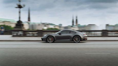 Porsche bringt Premium-Vermietung nach Hamburg