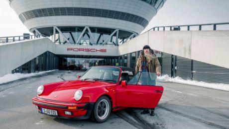 """""""Urban Outlaw"""" at Porsche in Leipzig"""