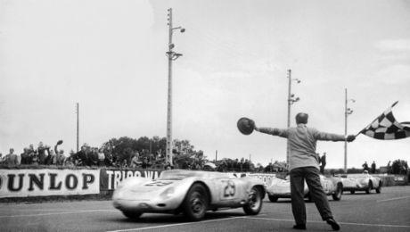 Zeitreise: Der Porsche 718