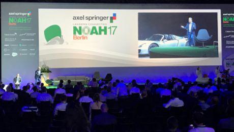 Porsche invests in digitization