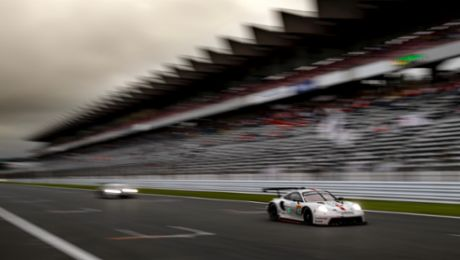 WEC: Porsche defends world championship lead in Japan