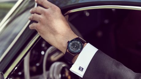 Porsche Design: A 356 for the wrist