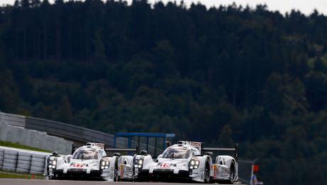 Nürburgring: Porsche dominates
