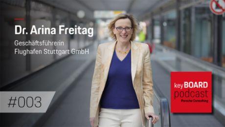 Podcast #003: Flughafen Stuttgart – Lufttaxis, Fernbahnhof und Fitnesscenter?