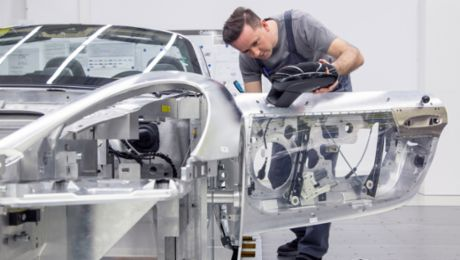 How Porsche ensures the quality