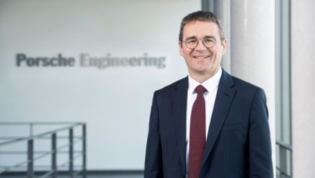 Change at the top of Porsche Engineering