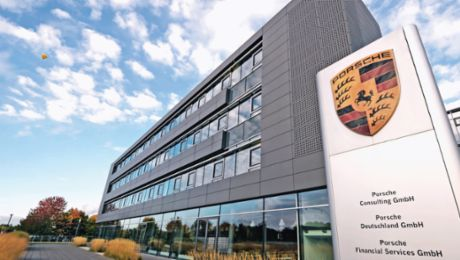 Executive Board of Porsche Financial Services has grown