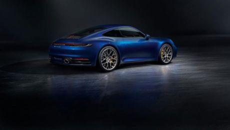 Новый Porsche 911: еще больше мощности, скорости и цифровых технологий