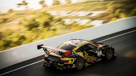Australia's motorsport ace Lowndes races for Porsche's customer team EBM