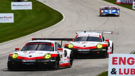 Porsche GT Team aims for second overall win in Virginia