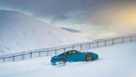 911 Turbo S: All-wheel drive taken to new heights
