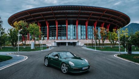 From Spaetzle to Dumplings: Porsche's Trainee Program and my time in Shanghai