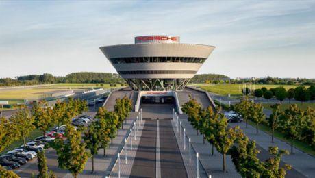 RB Leipzig zu Gast bei Porsche