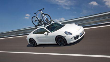 Urlaub mit dem Porsche 911