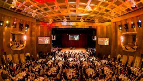 Porsche präsentiert Leipziger Opernball