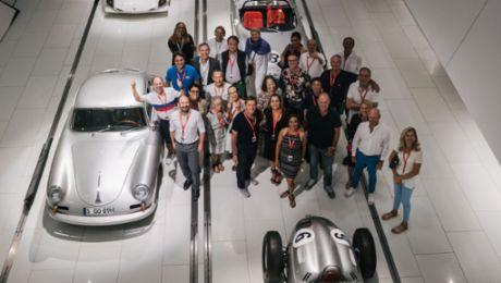 Porsche Golf Circle: Eine Reise in die Heimat
