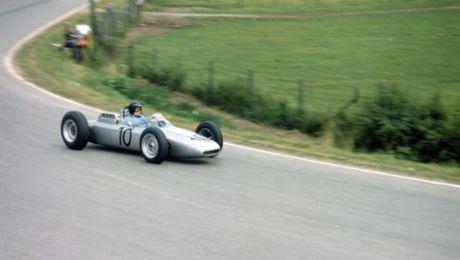 """Solitude Revival"": Porsche Museum ist mit legendären Fahrzeugen am Start"