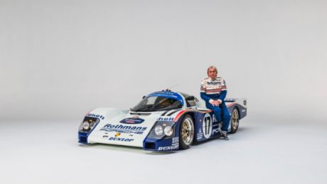 A journey through time with Derek Bell