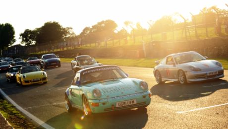 Brands Loyalty: The Festival of Porsche at Brands Hatch