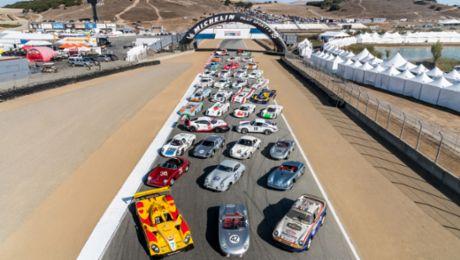 全球最盛大的保时捷赛车聚会:那些人,那些车