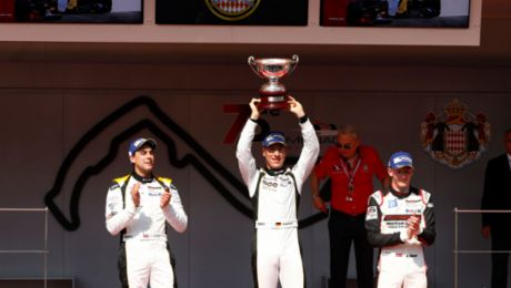 Ammermüller wins first Monte Carlo race