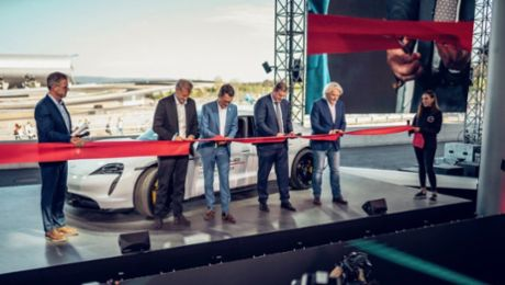 Porsche Experience Center Hockenheimring now open