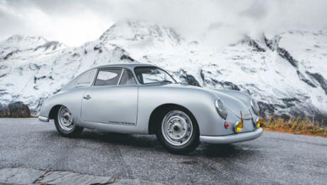 Climbing hills the Porsche way