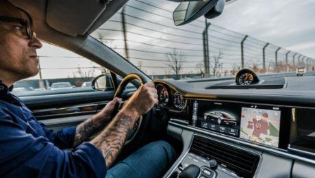 Daddylicious: Der Porsche Panamera im Test