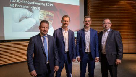 Porsche Leipzig und ACOD laden Partner zum Innovationstag ein