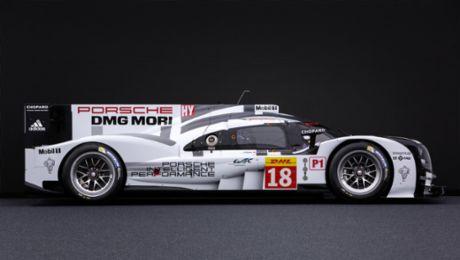 100,000 USD for Le Mans design prototype