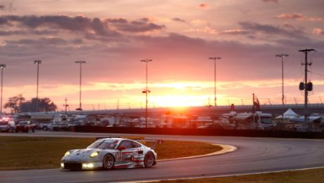 Porsche returns to Florida as record winner