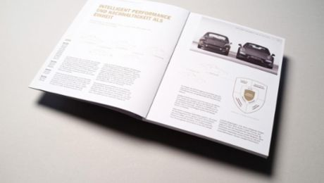 Porsche presents sustainability report