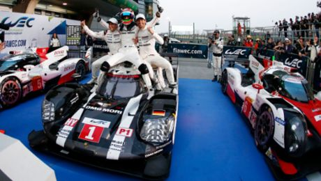WEC: Porsche became the World Champions again