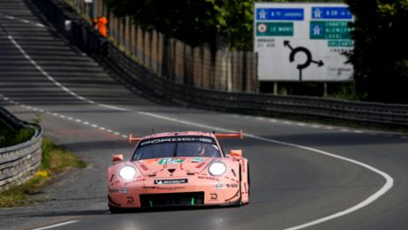 Porsche teams fully prepared for Le Mans 24 Hours