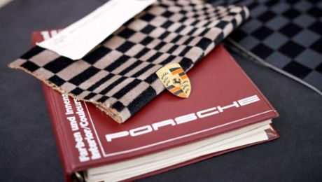 Porsche Heritage Design Strategy: re-interpreting classic design elements
