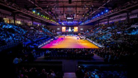 Porsche Tennis Grand Prix beliebtestes Turnier 2016