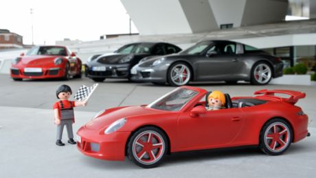 Porsche for the playroom