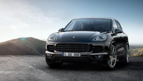 Porsche and Diesel
