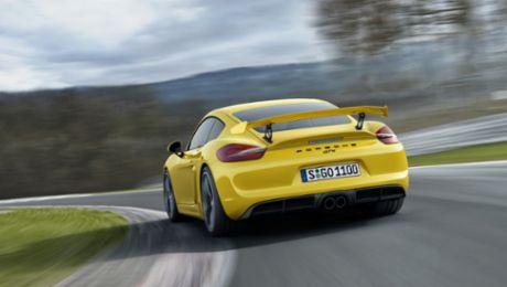 Das ist der neue Porsche Cayman GT4
