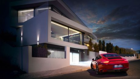 "Porsche Digital startet Partnerschaft mit Start-up ""Home-iX"""