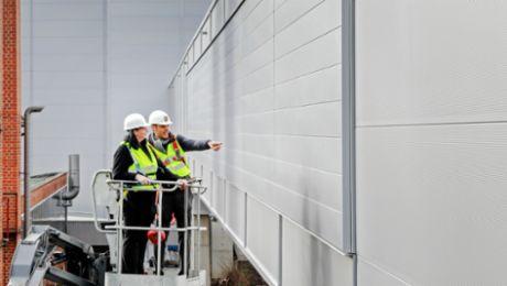 Arquitectura moderna para mejorar la calidad del aire