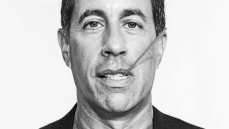 911 Love: An interview with Comedian Jerry Seinfeld